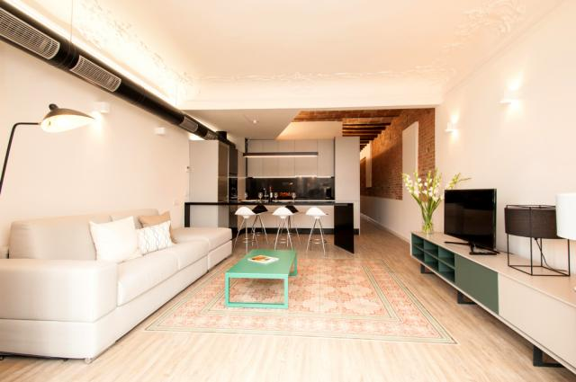 Portaferrissa Luxury E Apartment Barcelona